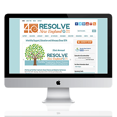 Client: RESOLVE New England